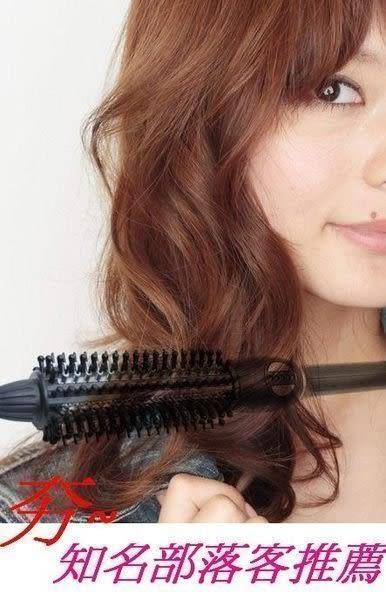 (免運)Fodia富麗雅19/25/32mm 旋轉360度電棒梳 電棒捲 環球電壓 第二代IC*HAIR魔髮師*