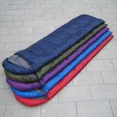 睡袋戶外旅游露營信封式睡袋TW全館免運