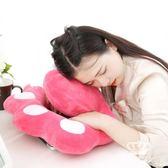 抱枕 午睡枕趴睡枕柔午休趴趴枕靠枕