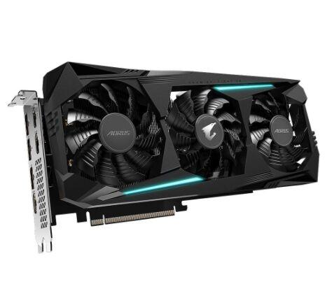 技嘉 Radeon RX 5700 XT AORUS 8G (GV-R57XTAORUS-8GD)【刷卡含稅價】