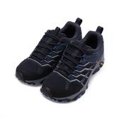 MERRELL MOAB FST 2 GORE-TEX 防水戶外鞋 深藍 ML034211 男鞋