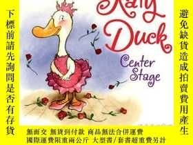 二手書博民逛書店Katy罕見Duck, Center StageY362136 Alison Sheehy Aly... Li