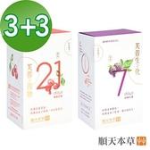 【南紡購物中心】【順天本草】芙蓉之四物X3+芙蓉之生化X3