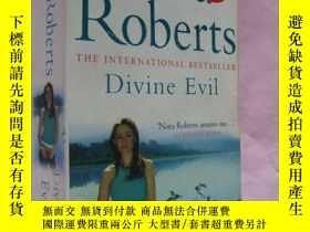二手書博民逛書店Divine罕見Evil 稀見版Y146810 Nora Rob