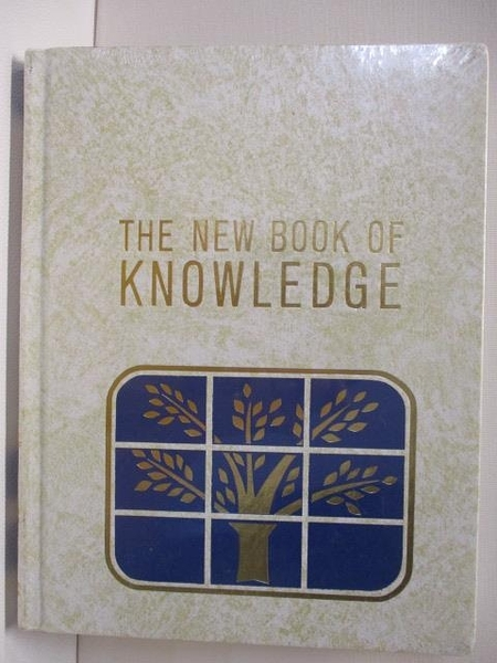 【書寶二手書T3/百科全書_JPQ】The New Book of Knowledge I (9)_未拆