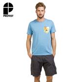 PROTEST 男 短褲 (瀝青色) VINNIE 17 SHORTS