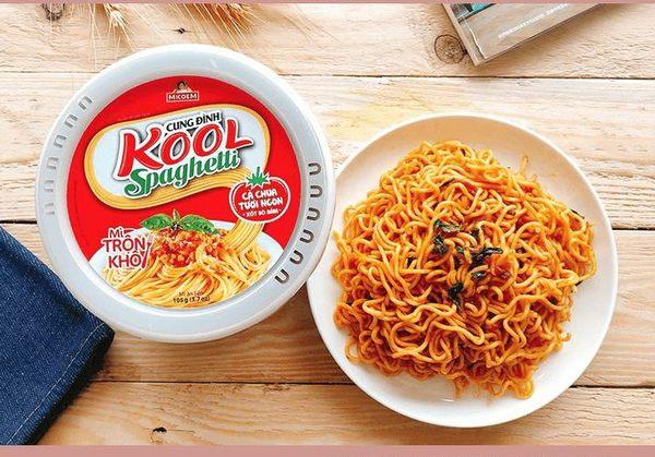 茄汁牛肉風味義大利乾拌碗麵