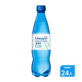 舒味思纖維+氣泡水500MLx24【愛買】
