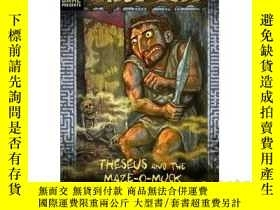 二手書博民逛書店Theseus罕見and the Maze-O-MuckY346