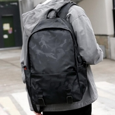 背包男士時尚潮流旅行電腦15.6寸雙肩包大容量休閒簡約大學生書包 台北日光