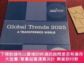 二手書博民逛書店global罕見trends 2025Y237539 Cosimo newyork 出版2009