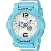 BABY-G 藍色海洋運動錶 BGA-180BE-2B 藍