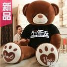 熊貓毛絨玩具公仔布娃娃抱抱熊女特大號超大熊睡覺抱枕玩偶 夢幻小鎮