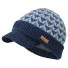 [好也戶外]mont-bell 羊毛針織鴨舌帽/IND藍/BTOG橘紅 No.1108833