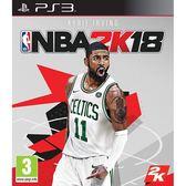 PS3 NBA 2K18 -中文版- 美國職業籃球 NBA2K18 2018