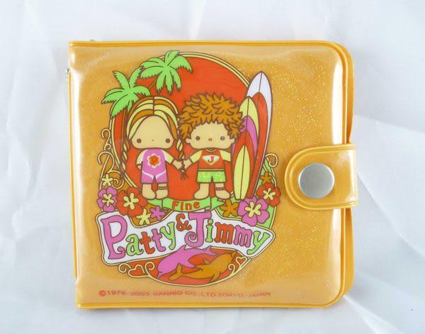 【震撼精品百貨】Patty & Jimmy~塑膠材質皮夾『衝浪』