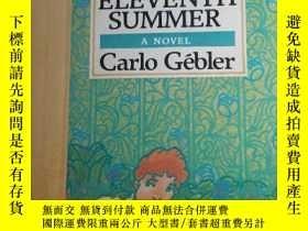 二手書博民逛書店The罕見Eleventh Summer15064 Carlo