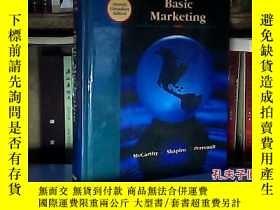 二手書博民逛書店Basic罕見Marketing(基本的營銷)19072 出版1