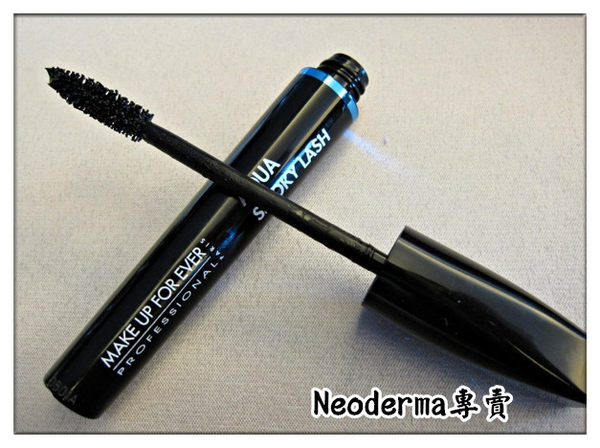 **Neoderma專賣** MAKE UP FOR EVER 濃捲翹3D立體防水睫毛膏,熱銷中