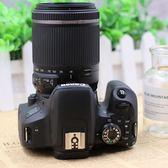 高清長焦照相機Canon/佳能EOS800D 18-55套機 入門級單反相機 高清數碼 家用旅遊 igo 免運