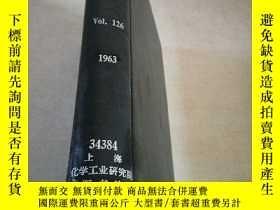 二手書博民逛書店FARM罕見CHEMICALS.Vol 126.1963(農用化