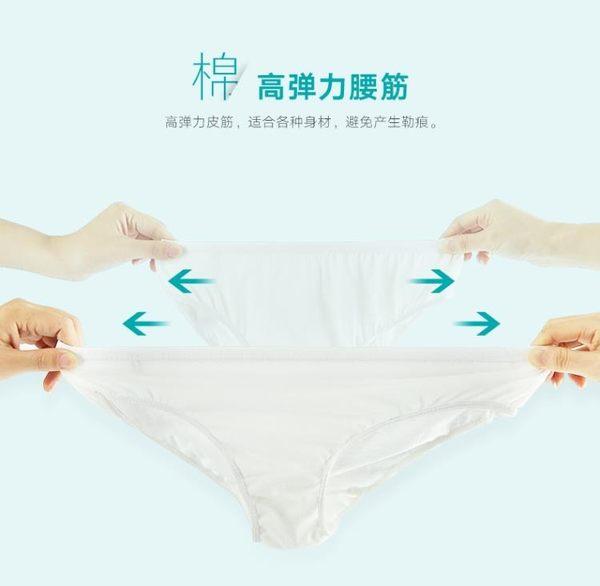 一次性內褲男女旅行純棉產後免洗紙內褲 挪威森林