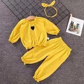 睡衣兒童睡衣薄款01-2歲女寶寶家居服春秋純棉空調服嬰兒衣服小童套裝