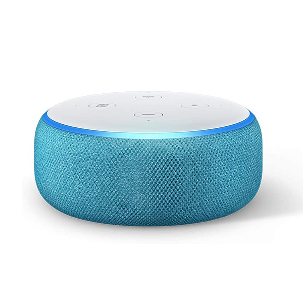 [9美國直購] 智能揚聲器 Echo Dot (3rd Gen) Kids Edition, an Echo designed for kids Blue