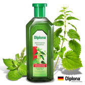 德國Diplona沙龍級植萃大蕁麻養護洗髮精500ml【1838歐洲保養】
