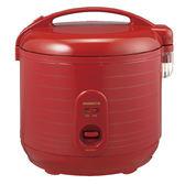【日象】10人份立體保溫電子鍋 ZOR-8101紅R