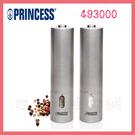 世博惠購物網◆PRINCESS荷蘭公主不鏽鋼電動研磨椒鹽罐組493000(1組/2入) ◆台北、新竹實體門市