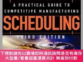 二手書博民逛書店預訂Master罕見Scheduling 3E: A Practical Guide To Competitive