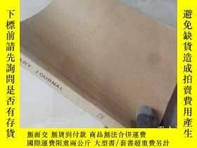 二手書博民逛書店Library罕見Journal2003年9-10期【 英文原版
