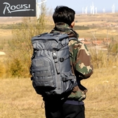 ROGISI陸杰士50L戶外旅行登山包男女防水雙肩徒步登機背包BN-017