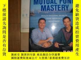 二手書博民逛書店Mutual罕見Fund Mastery: Wealth-Bui