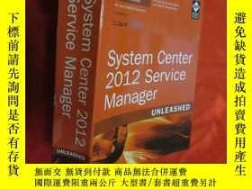 二手書博民逛書店System罕見Center 2012 Service Manager ( 16開 ) 【詳見圖】Y5460