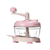 手動絞肉機家用絞餃子餡機絞菜機碎菜多功能切菜器