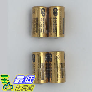 [未拆封] GP 鹼性電池電池2號2入 A2 電池 1.5V (一組4顆)