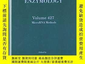 二手書博民逛書店Microrna罕見MethodsY255562 Rossi, John J. 編 Academic Pr