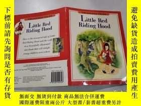 二手書博民逛書店little罕見red riding hood: 小紅帽Y212829