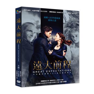 遠大前程DVD 傑瑞米爾文/海倫娜邦漢卡特