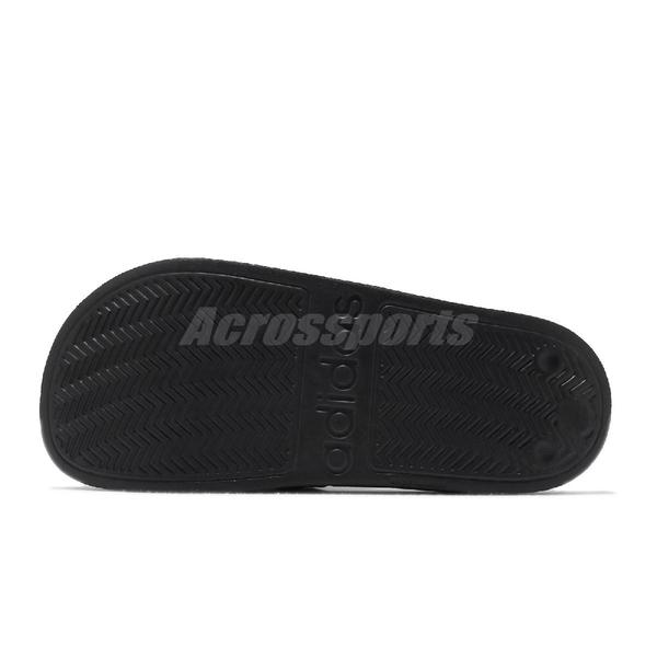 adidas 拖鞋 Adilette Shower 黑 紅 男鞋 女鞋 運動拖鞋 涼拖鞋 【ACS】 EG1884