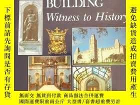 二手書博民逛書店Québec s罕見Parliament Building : witness to history (魁北克國會