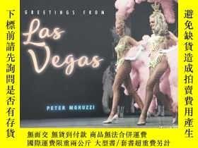 二手書博民逛書店Greetings罕見from Las VegasY19139