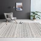 摩洛哥北歐簡約地毯客廳現代沙發茶幾地墊房間臥室床邊毯滿鋪家用 黛尼時尚精品