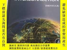 二手書博民逛書店GLOBAL罕見ENERGY INTERCONNECTION【英