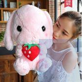 兔子毛絨玩具布娃娃公仔少女心可愛禮物睡覺抱枕女孩小玩偶垂耳兔【店慶全館89折下殺】
