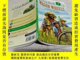 二手書博民逛書店Wagon罕見Wheels (I Can Read, Level 3)車輪Y200392