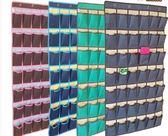 年終大促 42格教室裝放手機袋手機掛袋學校班級收納袋置物袋掛墻壁掛收納袋