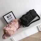 歐美熱銷新升級輕量乾濕分離層防水運動包健身包 旅行袋 行李袋 休閒包
